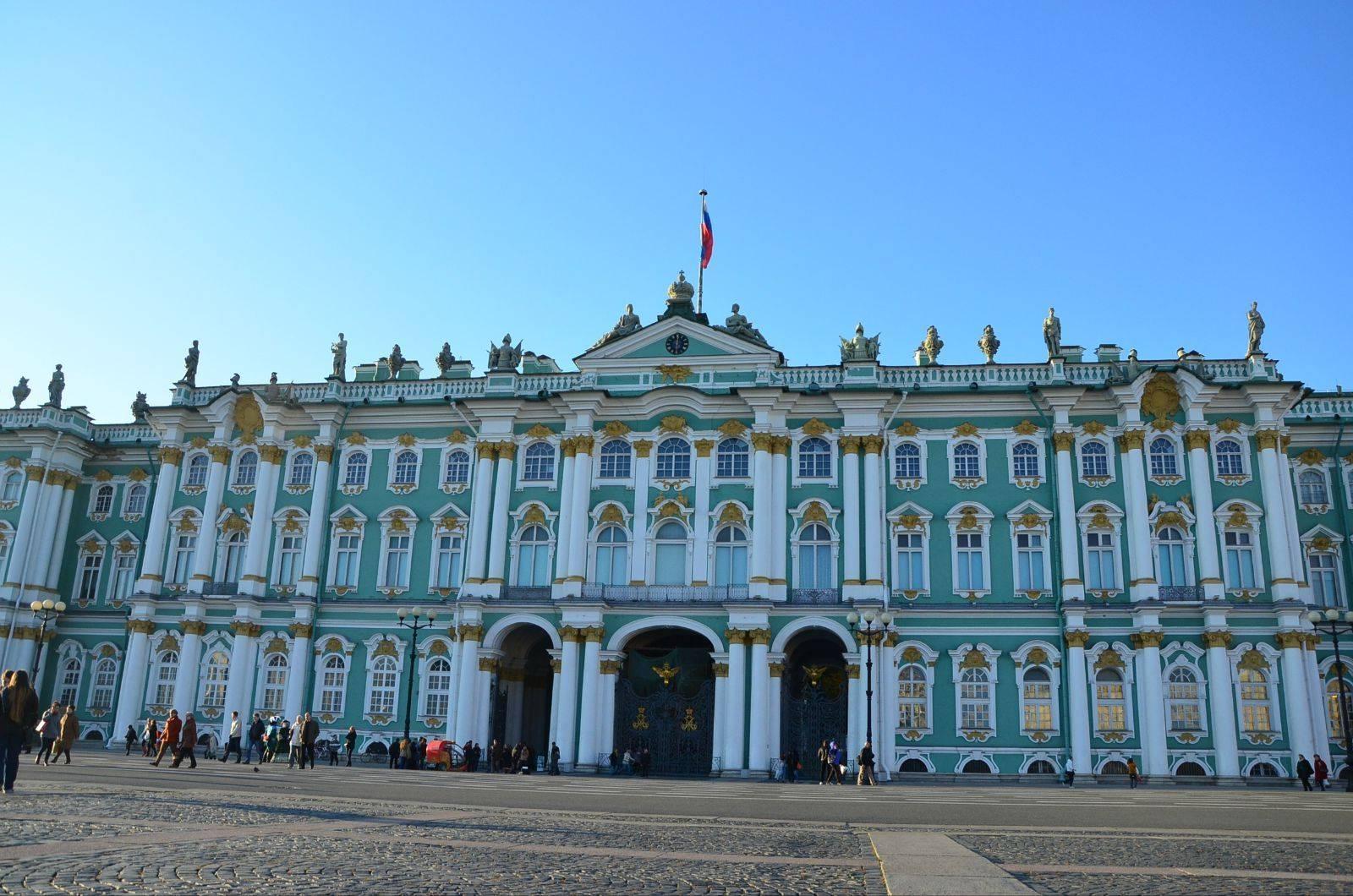 特惠俄罗斯莫斯科+圣彼得堡9日7晚