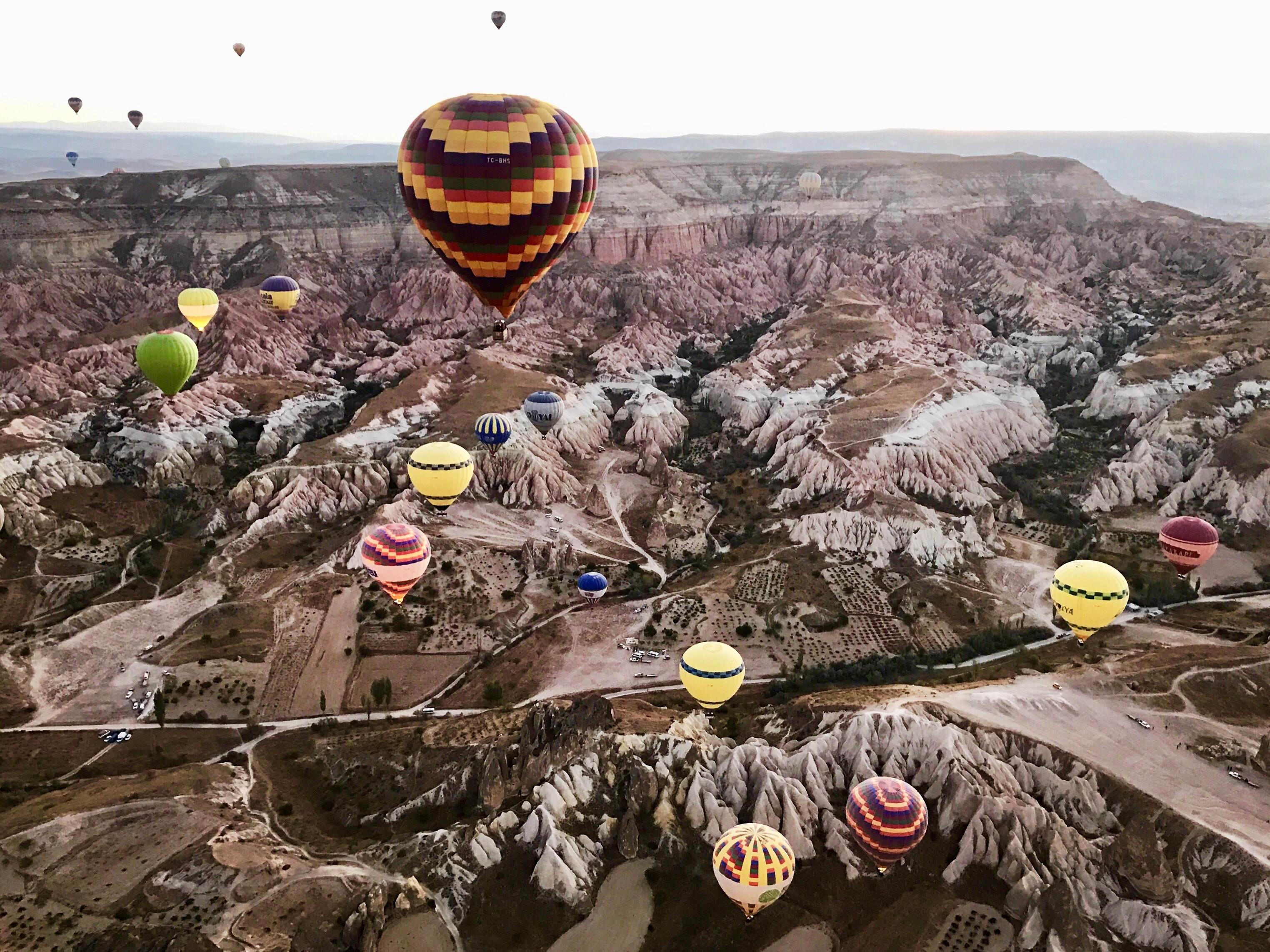 蓝色魅力 历史名城 土耳其升级特色12天游