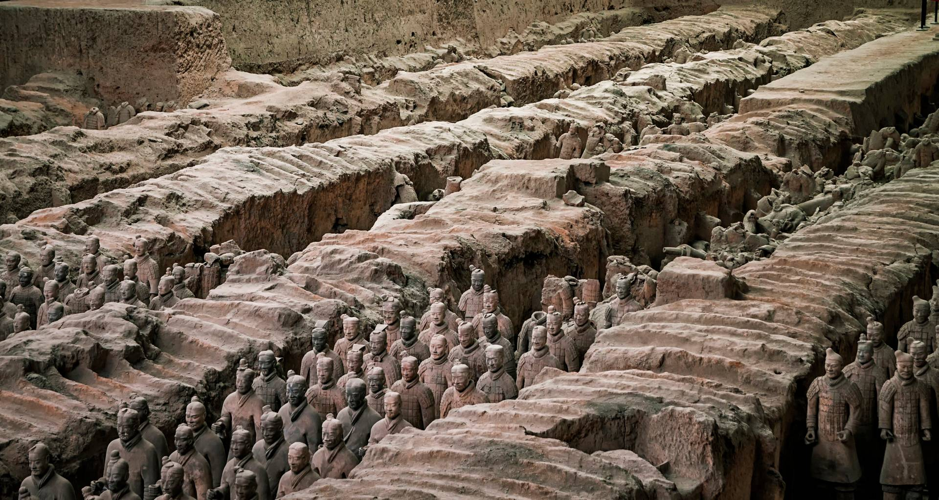 陕西·西安兵马俑+黄帝陵轩辕庙+青龙寺·5天4晚