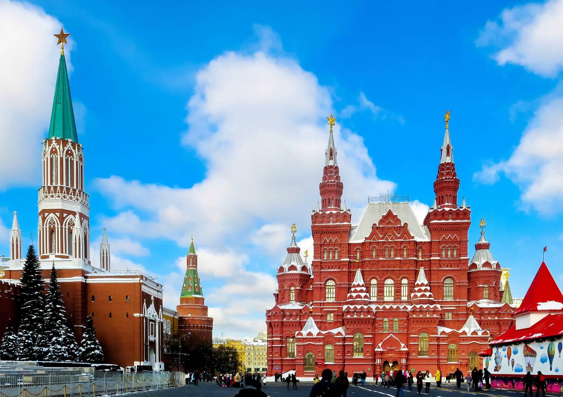 【倾奢】俄罗斯·莫斯科+圣彼得堡·9天7晚